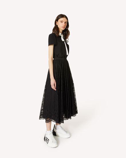 REDValentino 长款与中长款半裙 女士 TR0RAD4050F 0NO d
