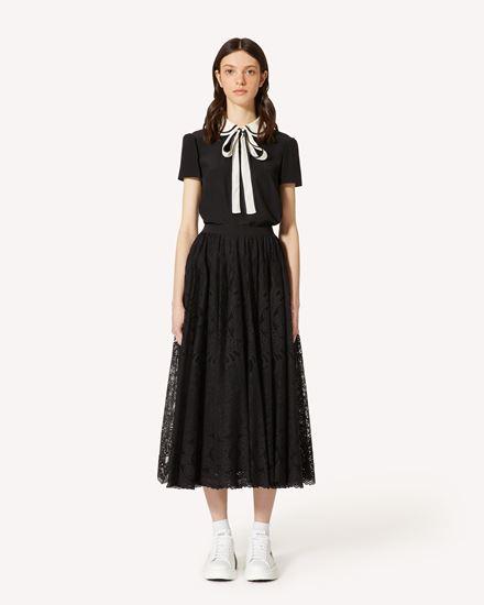 REDValentino 长款与中长款半裙 女士 TR0RAD4050F 0NO f