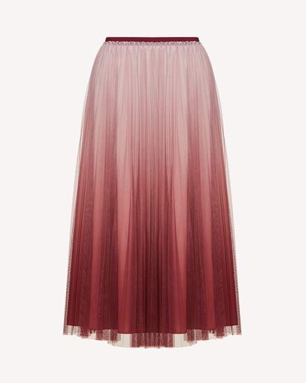 REDValentino 长款与中长款半裙 女士 TR0RA00W52P R13 a