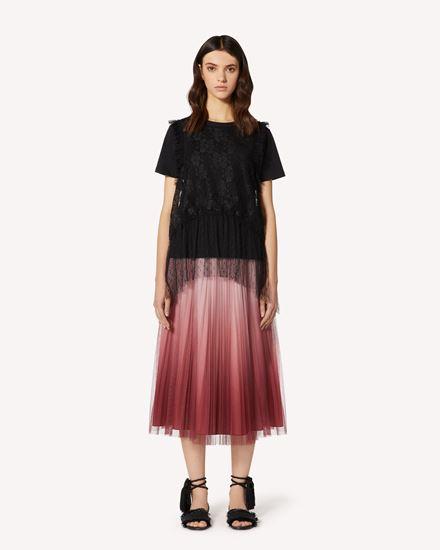 REDValentino 长款与中长款半裙 女士 TR0RA00W52P R13 f