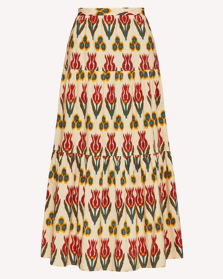 REDValentino 长款与中长款半裙 女士 TR0RAD75502 A03 a