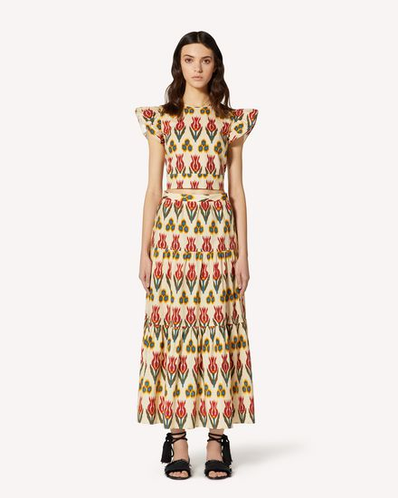 REDValentino 长款与中长款半裙 女士 TR0RAD75502 A03 f