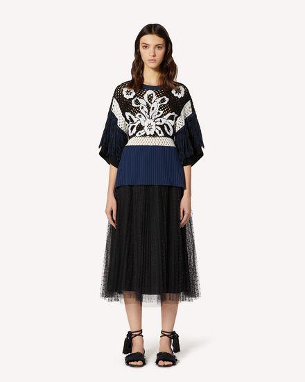 REDValentino 长款与中长款半裙 女士 TR0RAC20428 0NO f