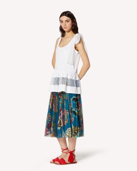 REDValentino 长款与中长款半裙 女士 TR0RAC20506 A47 d