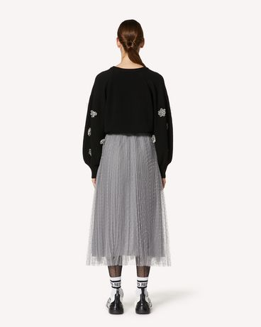 REDValentino UR3RAC20428 FU4 长款与中长款半裙 女士 r