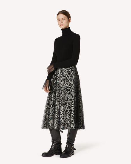 REDValentino 长款与中长款半裙 女士 UR3RAC2057D A03 d