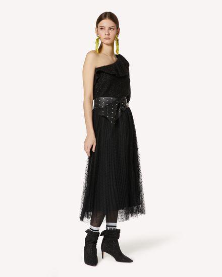 REDValentino 长款与中长款半裙 女士 UR3RAC20428 0NO d