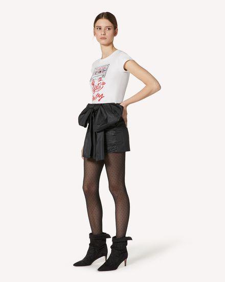 REDValentino 迷你半裙 女士 UR3RAE35565 0NO d