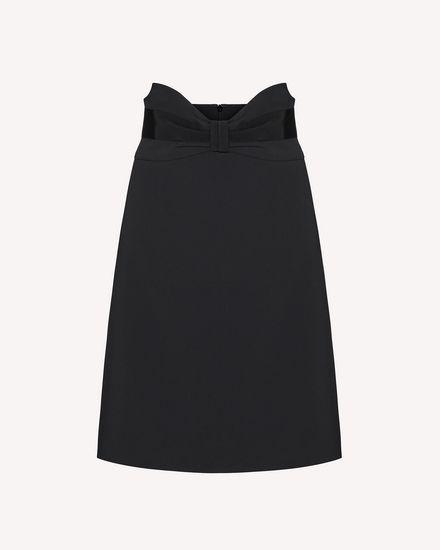 REDValentino 长款与中长款半裙 女士 UR3RAE802EU 0NO a