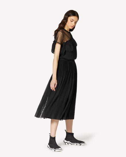 REDValentino 长款与中长款半裙 女士 TR0RAA15VUP 0NO d