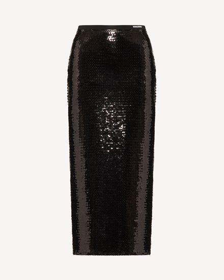 REDValentino 长款与中长款半裙 女士 UR0MD01F5HW 0NO  a