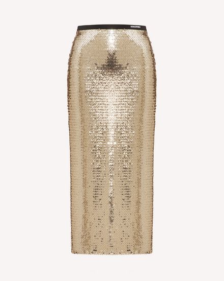 REDValentino 长款与中长款半裙 女士 UR0MD01F5HW O95 a