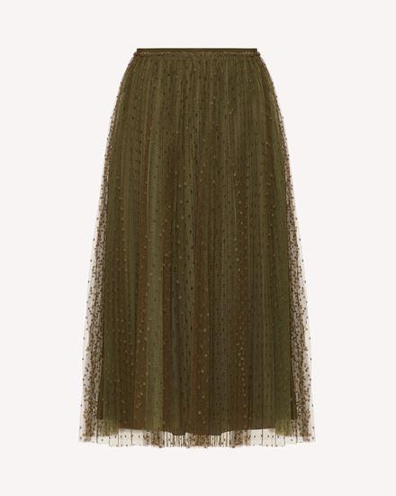 REDValentino 长款与中长款半裙 女士 VR3RAC20428 1TM a