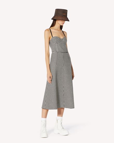 REDValentino 长款与中长款半裙 女士 VR3RAF555LH 0NO d