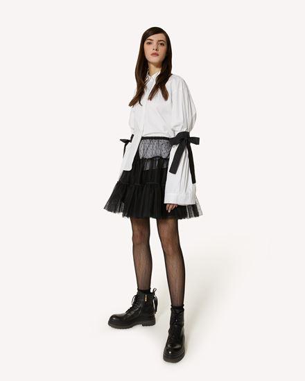 REDValentino 长款与中长款半裙 女士 WR3RAG855MM 0NO d