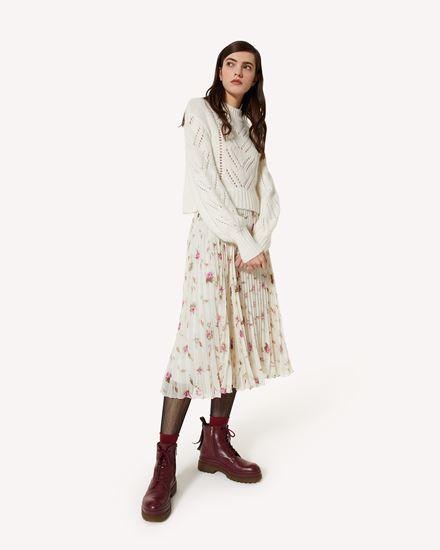 REDValentino 长款与中长款半裙 女士 WR3RAC20602 031 d