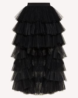 REDValentino 长款与中长款连衣裙 女士 WR0MJ07X681 0NO a