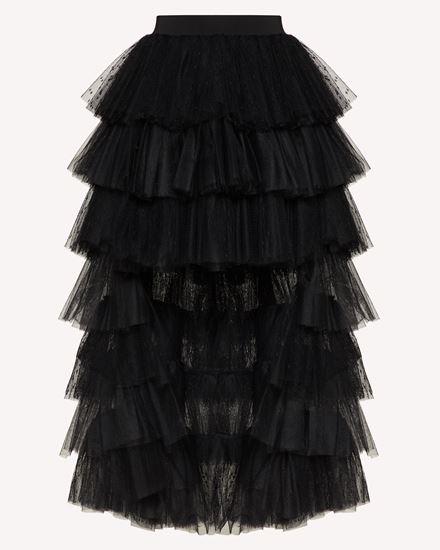 REDValentino 长款与中长款半裙 女士 WR3RAG955MM 0NO a