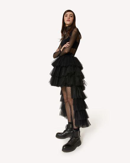 REDValentino 长款与中长款半裙 女士 WR3RAG955MM 0NO d