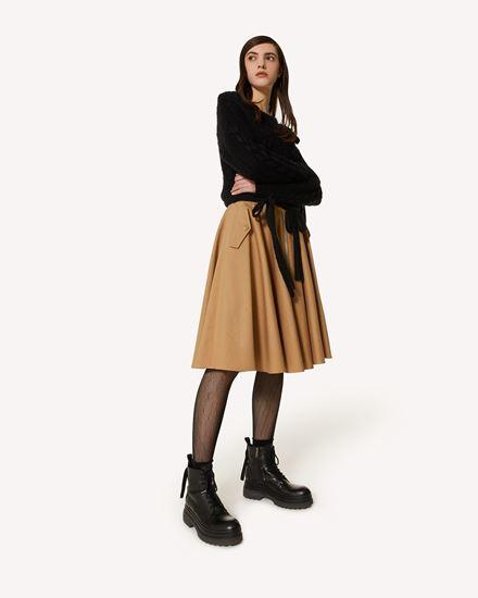 REDValentino 长款与中长款半裙 女士 WR3RAG354YN 954 d