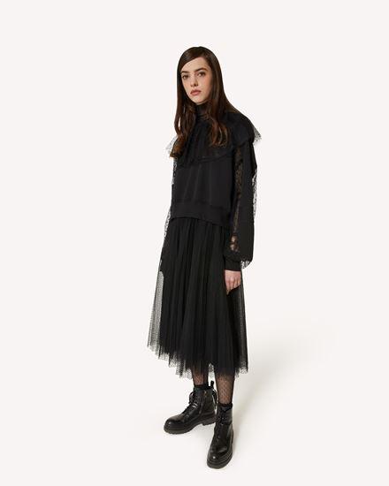 REDValentino 长款与中长款半裙 女士 WR3RA01S63D N01 d