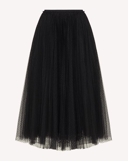 REDValentino 长款与中长款半裙 女士 WR3RA01S63D N01 a