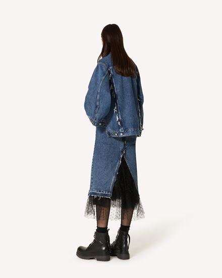 REDValentino 长款与中长款半裙 女士 WR3DD04M62W 558 d