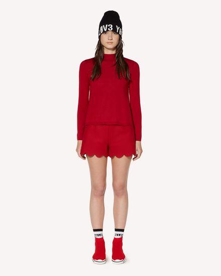 REDValentino 针织衫 女士 SR3KCB434A7 FW4 f