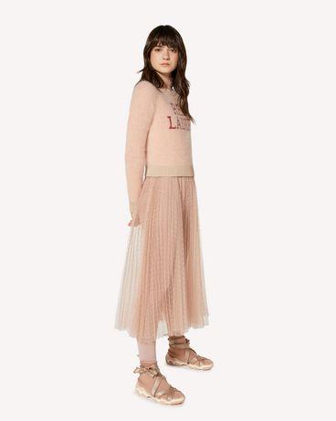 REDValentino SR0KCC044MW 517 针织衫 女士 d