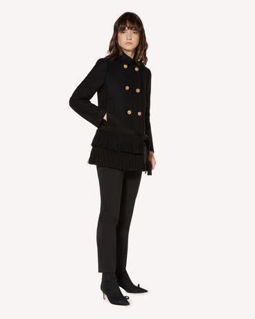 REDValentino SR3CAA48497 0NO 大衣 女士 d