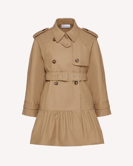 REDValentino Trench 风衣 女士 TR3CHA354R6 CL4 a