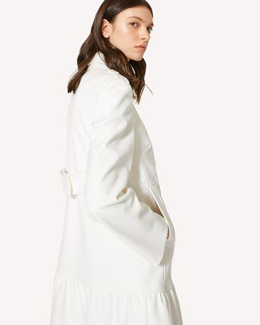 REDValentino 科技巧克丁大衣