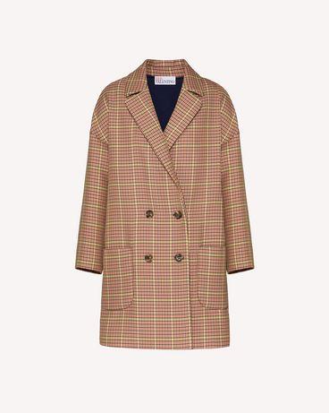 REDValentino UR3CA155561 P45 大衣 女士 a