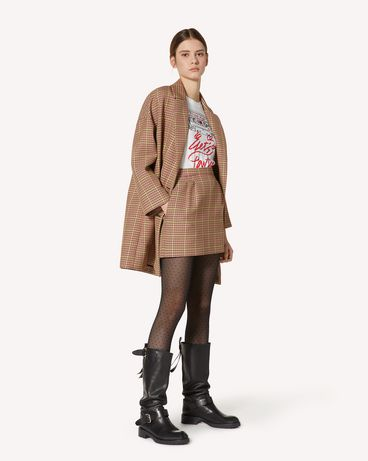 REDValentino UR3CA155561 P45 大衣 女士 d
