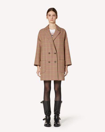 REDValentino UR3CA155561 P45 大衣 女士 f