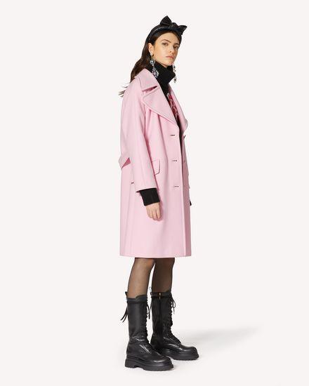 REDValentino 大衣 女士 UR0CAC40497 60G d