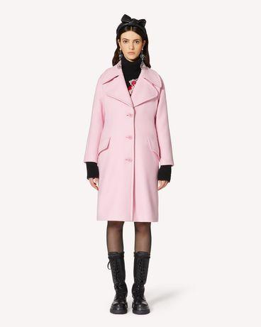 REDValentino UR0CAC40497 60G 大衣 女士 f