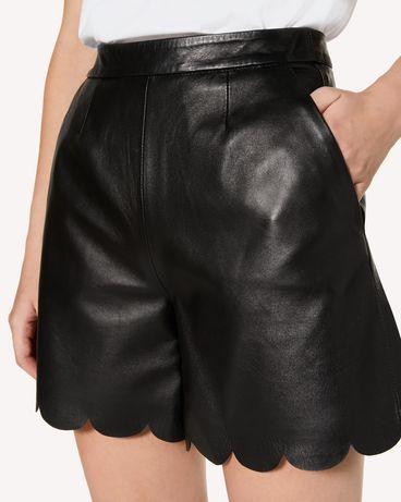 REDValentino SR3NH00F4BL 0NO 短裤 女士 e