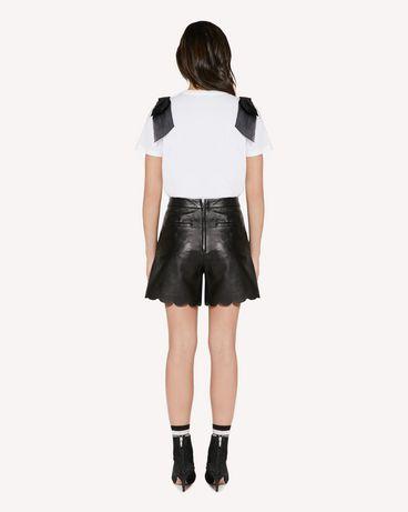 REDValentino SR3NH00F4BL 0NO 短裤 女士 r