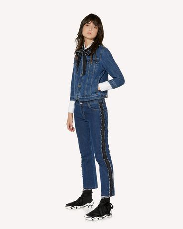 REDValentino SR3DE00Z4C0 518 裤装 女士 d