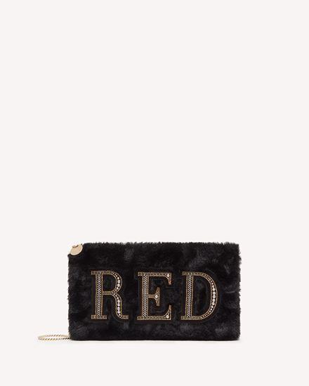 RED(V) 手拿包与置物袋 女士 UQ0P0B09XEU 0NO a
