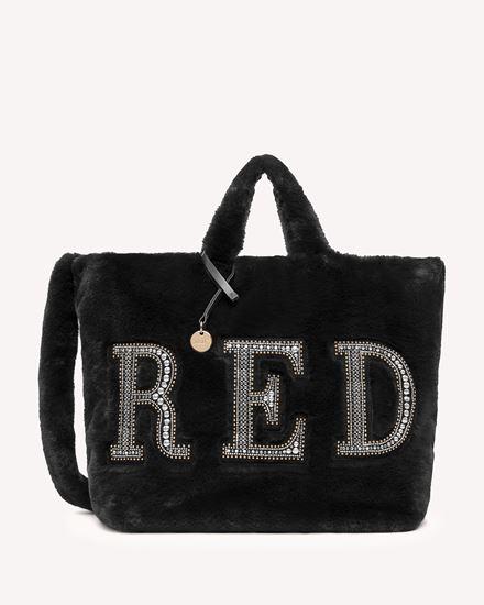 RED(V) 购物袋 女士 UQ0B0C30TSA 0NO a