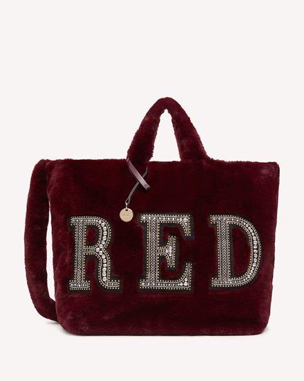 RED(V) 购物袋 女士 UQ0B0C30TSA A40 a