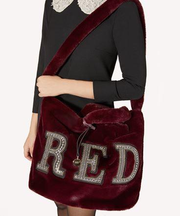 REDValentino RED TEDDY 托特包