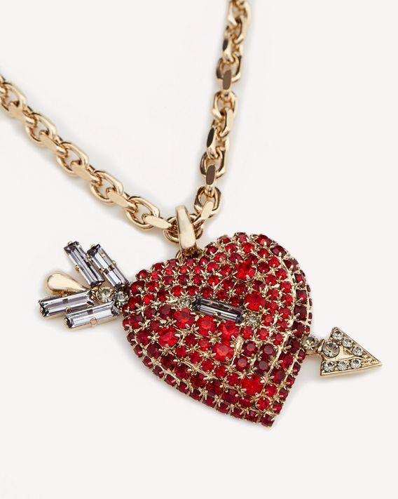 REDValentino HEART ARROW 项链