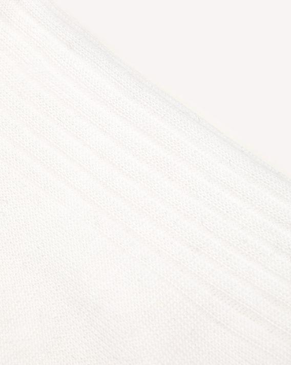 "REDValentino ""Love you""提花棉质针织短袜"
