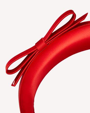 REDValentino 专属胶囊系列 - 缎面发带